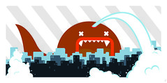 Mr.Whale is attacking the City of Tokyo. (MonsterFabrik will take holidays!) Tags: life city blue red sea sky cloud white green art apple fountain beautiful monster illustration clouds skyscraper pencil painting creativity corporate japanese design graphicdesign dangerous artwork support kill factory vectorart skyscrapers graphic tea killing character fabrik great greenpeace evil event fabric killer million environment whale metropolis illustrator monsters killers diabolic 2008 vectors whaling firm vector supporting bestfriends characterdesign stopwhaling vectores vectorgraphic toykyo diabolisch characterdesgin monsterfabrik monsterlady ecowhale