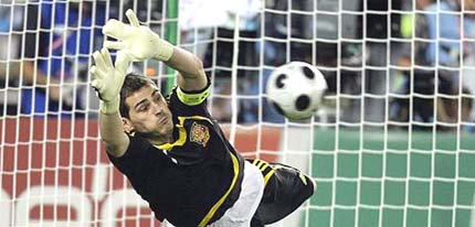 San Iker Casillas