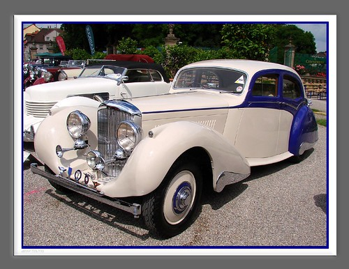 Retro Classics meets Barock 2008 - Bentley -