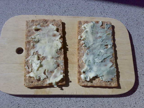 roquefort vs. gorgonzola