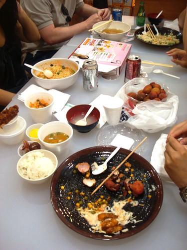 Food Sprawl 3