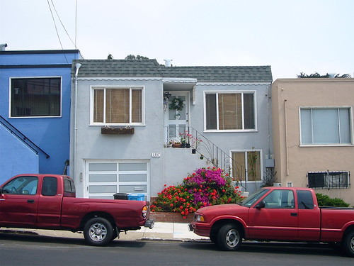 house in bernal heights