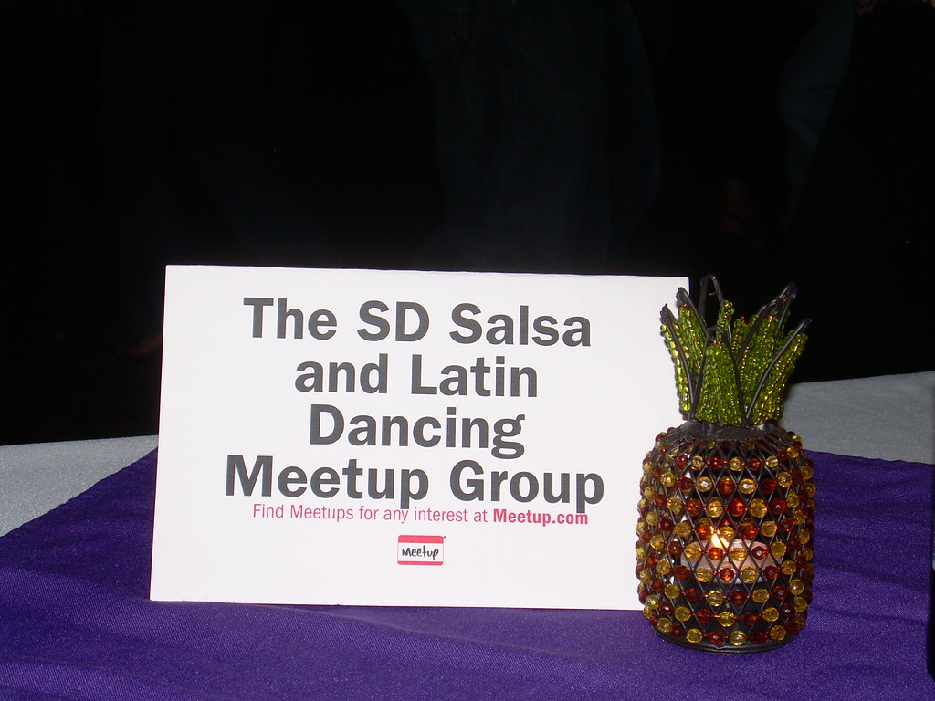 San Diego Salsa and Latin Dancing Meetup Group