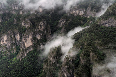 inaccessible (crazyhorse_mk) Tags: france nature rock fog forest canon landscape rocky canyon valley tarn soundtrack cliffy cevennes lozere inaccessible gorgesdutarn daturah soundtracked languedocroussillion 400d klaiber
