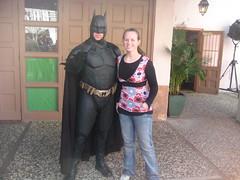 Batman und ich