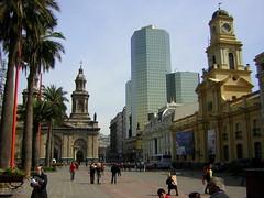 Chile: Santiago Centro