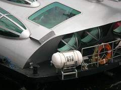 Water Bus HIMIKO (jetalone) Tags: tokyo ship tokyobay himiko toyosu lalaporttoyosu