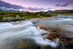 Rondane - Midnight Hour (Seung Kye Lee - Fine Art Landscape Photography) Tags: sunset copyright sunlight snow mountains ice nature norway trek canon river landscape outdoors waterfall nationalpark topf75 bravo scenery europe heaven raw searchthebest earth fineart  peak korea explore lee zen seoul midnight planet moonlight polarizer moods soe atmospheric seung rondane landskap kye incamera fjellheimen gradnd singhray abigfave 1exposure nasjonalpark platinumphoto colorphotoaward impressedbeauty aplusphoto theunforgettablepictures flickrslegend theperfectphotographer absolutelystunningscapes photocontesttnc08 fjellomrde canonefs1022mmf4556usm reversegradndfilter wwwseungkyeleezenfoliocom landskapsfotograf nasjonalparker copyrightseungkyelee bilderrondane