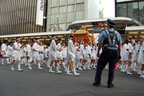 Gion Matsuri: Hanagasa