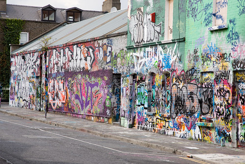 WINDMILL LANE - DUBLIN DOCKLANDS