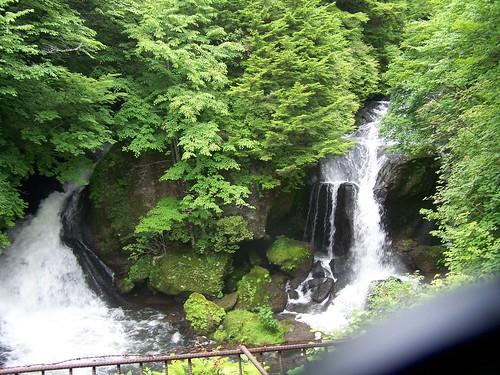 [日光]竜頭の滝