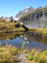 Milford Track: view at Mackinnon Pass (John Steedman) Tags: newzealand aotearoa neuseeland milfordtrack nuevazelanda nouvellezélande mackinnonpass ニュージーランド 新西兰