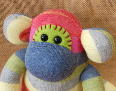 Sock Monkey - Jeremy
