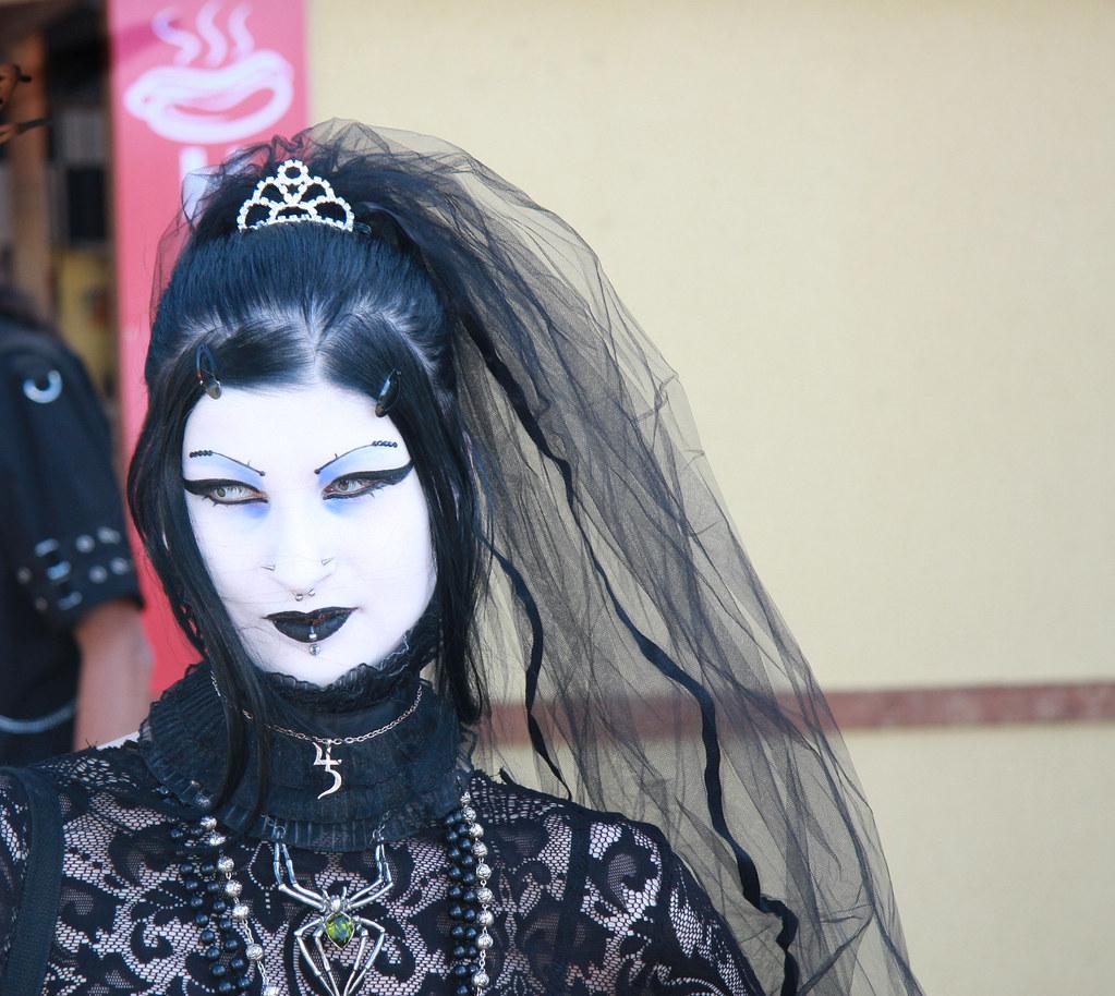 Spider Geisha