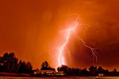 08 08 Lighting 022 (johny~) Tags: longexposure sky storm night canon lightning lightroom 30d kennewick johny~ electricialstorm