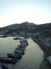 Ios harbour