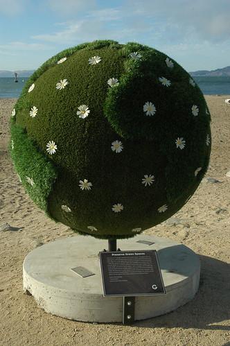 a cool globe