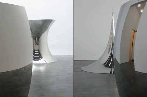 Anish Kapoor Exhibit