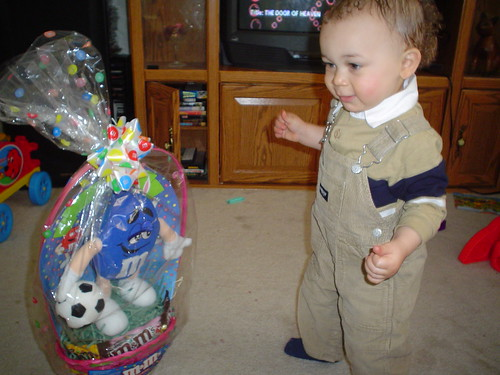 Aidan's Easter Basket