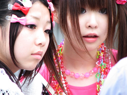 Young Harajuku Girls