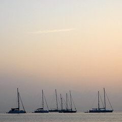 early morning in Calvi, Corsica (Werner Schnell (1.stream)) Tags: morning boats boot bay boat nikon sailing corse calvi corsica segelboot werner ws korsika schnell mywinners abigfave theunforgettablepictures wernerschnell rubyphotographer