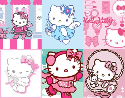 hello kitty gif. Hello Kitty