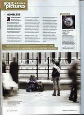 My 2nd publication (bobbydee2007) Tags: tree car speed magazine paper big breasts legs homeless massive shutter tramp