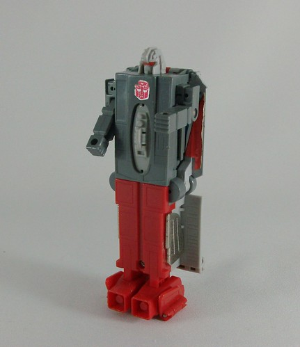 Transformers Broadside G1 - modo robot