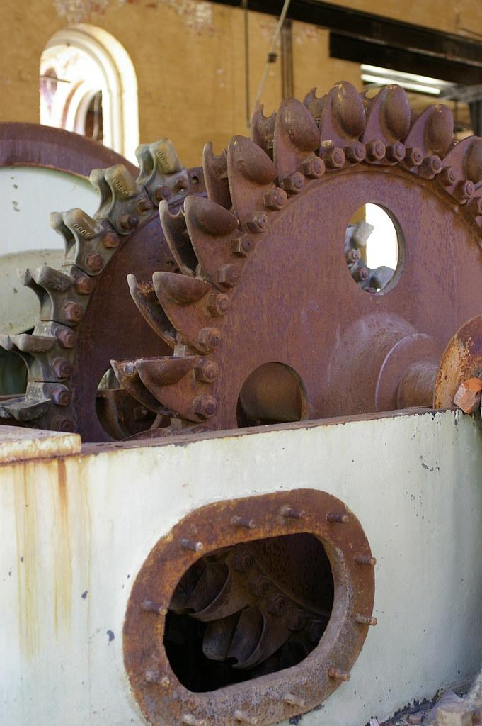 Pelton Wheels