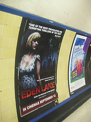 Eden Lake movie Tube Poster
