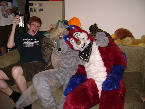 Wag, Finnish Fox and Kojac