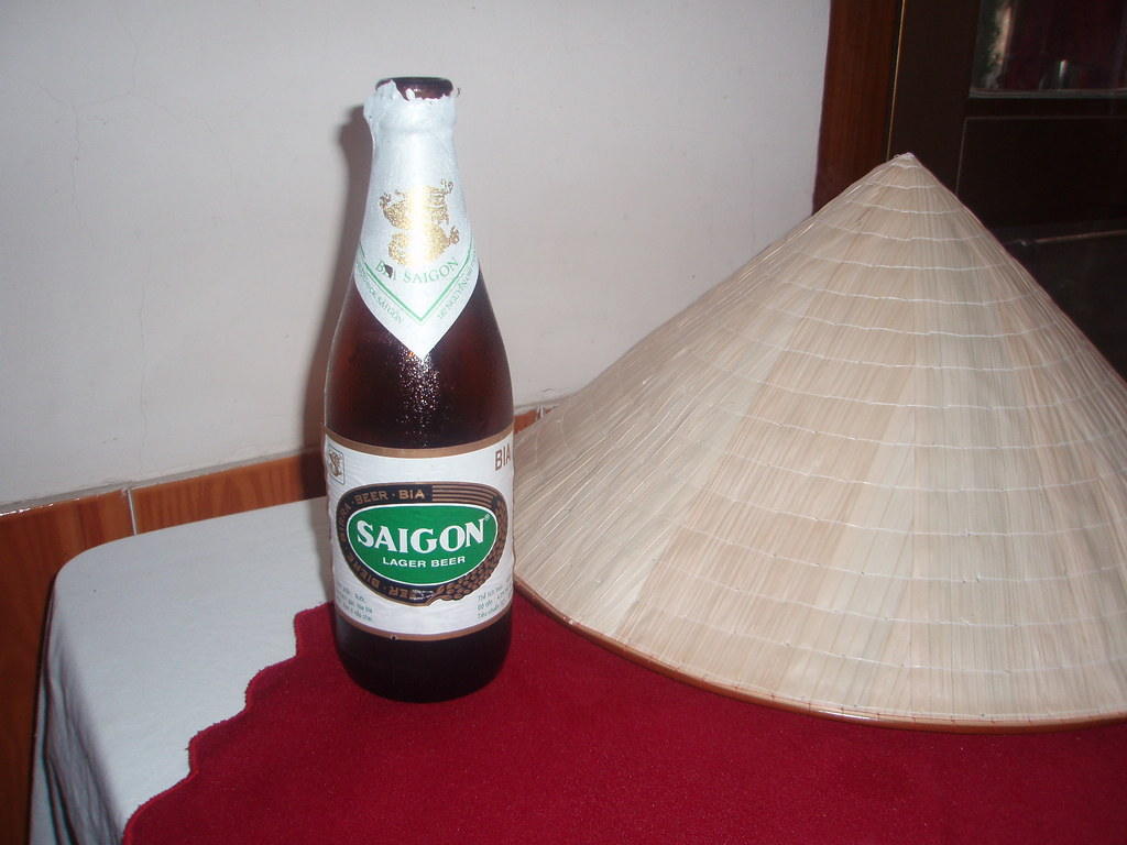 Saigon Lager Beer