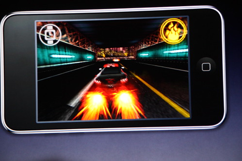 iPod Touch Need for Speed