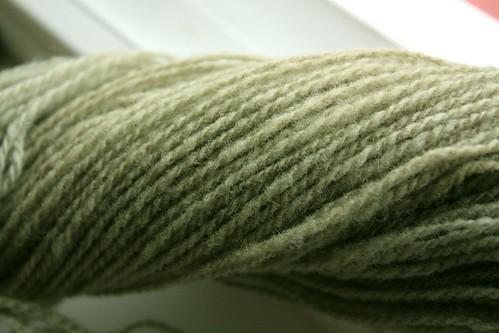 Skjellstorpigg dyed yarn!!!