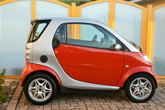 red smart car co2 fortwo smallcar smartfortwo smart42 twoseats smartfor2 2seats