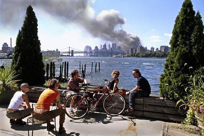 (c) Thomas Hoepker September 11
