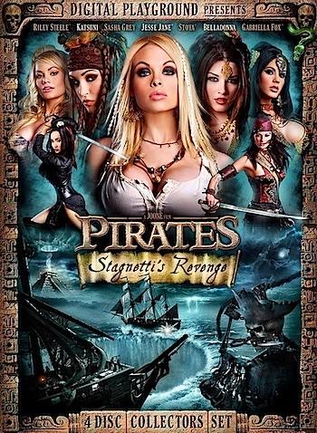 Pirates II Stagnetti's Revenge
