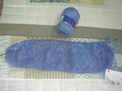 Work pal's shawl