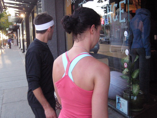 Run Yoga Fusion Class at lululemon West 4th