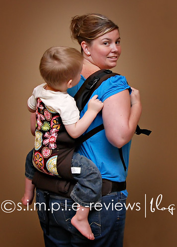 0e7eeae5e9e BECO Butterfly Baby Carrier – the SIMPLE moms