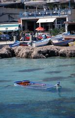 mondello (zecaruso) Tags: sea italy italia sicily piazza caruso palermo sicilia ciccio sud mondello nikonf601 zecaruso cicciocaruso