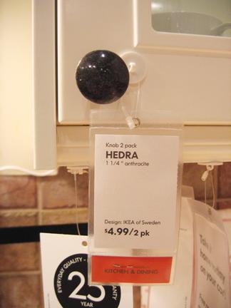Hedra Knobs 72