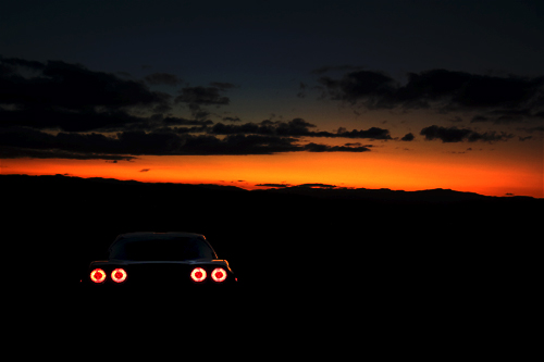 Corvette - Chasing Sunsets