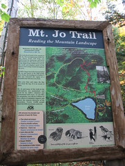 Mt. Jo Trail map