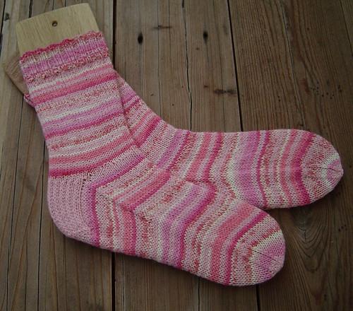 Sock #14 (52 Sock Challenge)