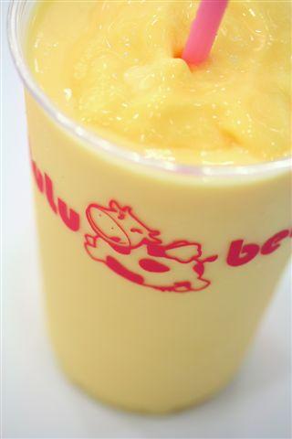 mango sorbet smoothie