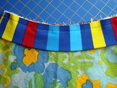 Stitch Waisband to the Skirt
