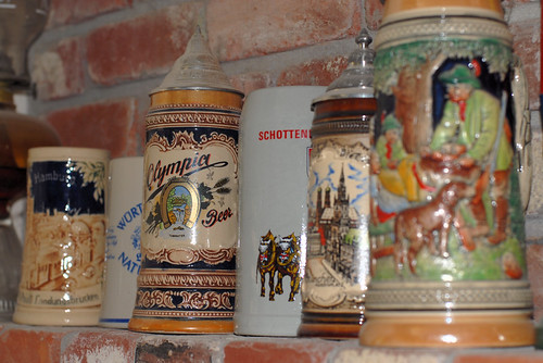 Olympia Beer Stein (made in W. Germany)