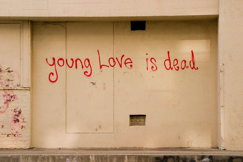 Young love is dead