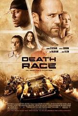 Death Race poster película